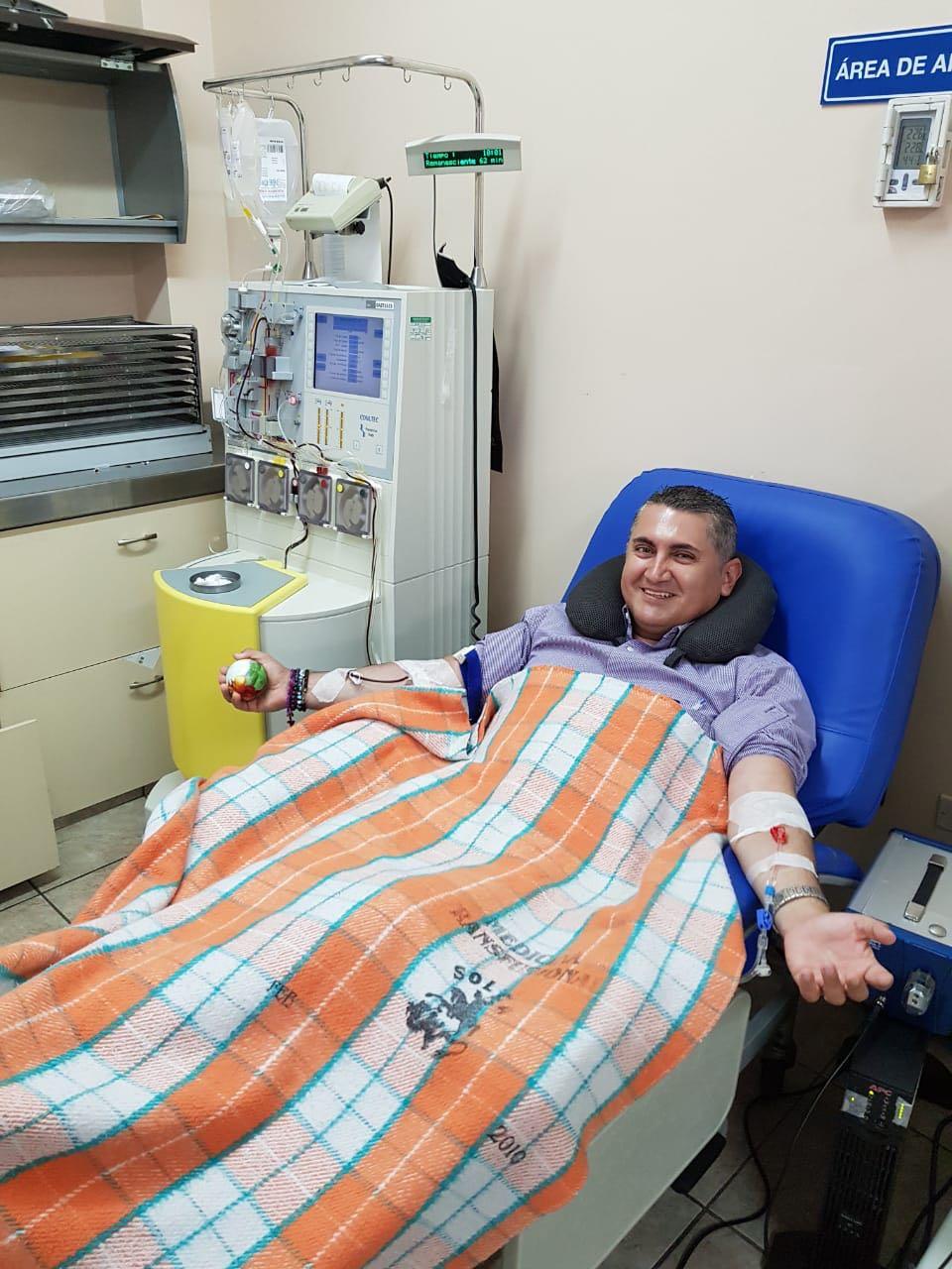 puede donar sangre si ha tenido cáncer de próstata