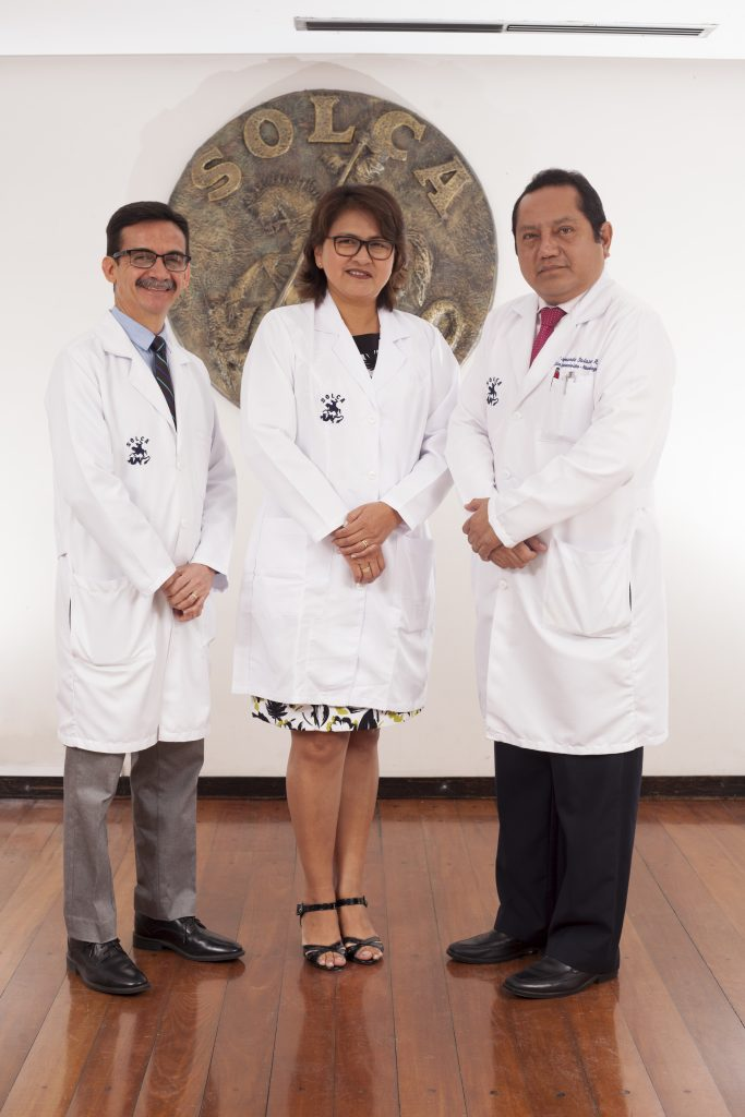 Neumologia SOLCA Matriz Guayaquil