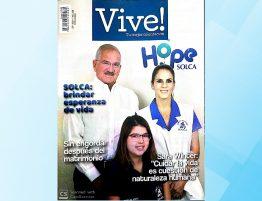 revista Vive imagen de portada