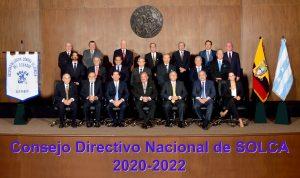 DIRECTORES SOLCA MATRIZ 2020